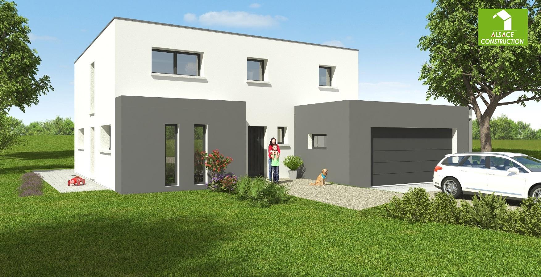 Constructeur maison individuelle alsace segu maison for Constructeur de maison individuelle 59