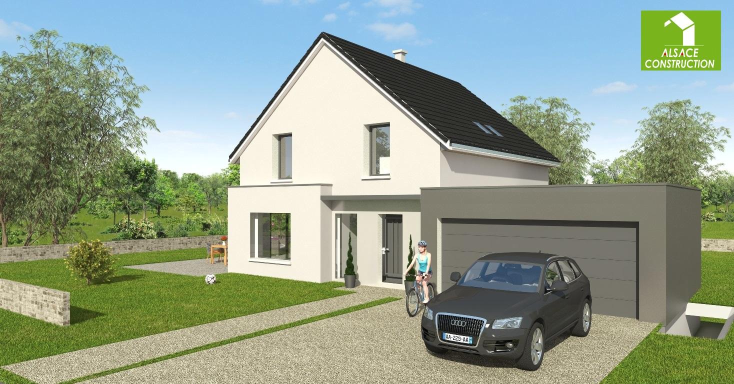 Constructeur maison individuelle alsace segu maison for Constructeur maison individuelle 67