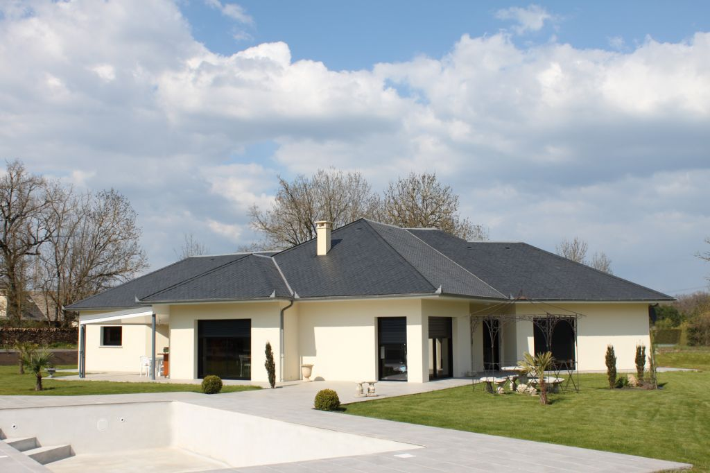 Annuaire des adh rents lca ffb for Constructeur maison individuelle aveyron