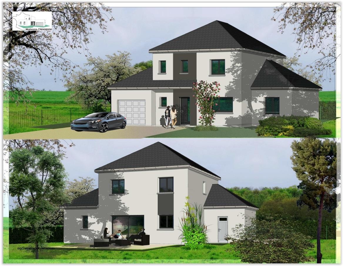 Constructeur de maison maison hexagone agence montargis 3