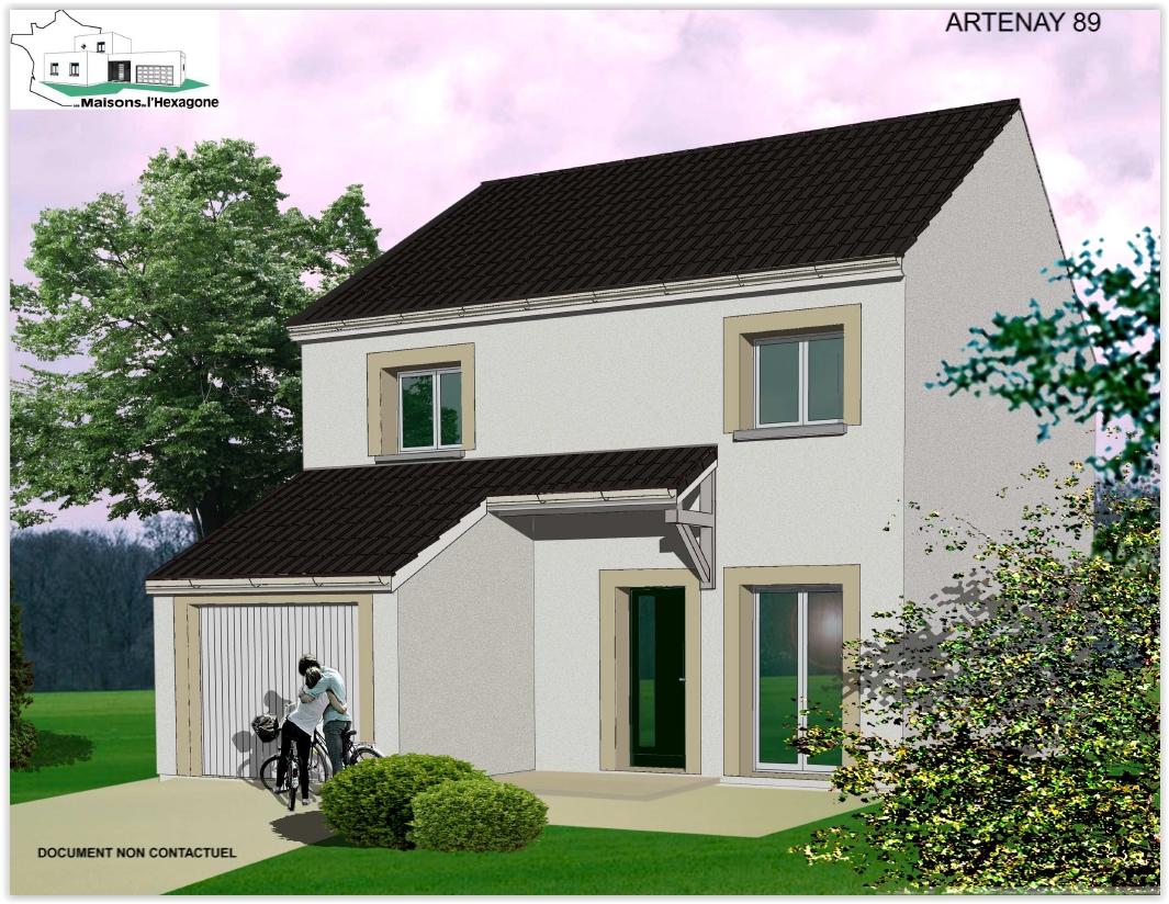 Constructeur de maison maison hexagone agence montargis 4