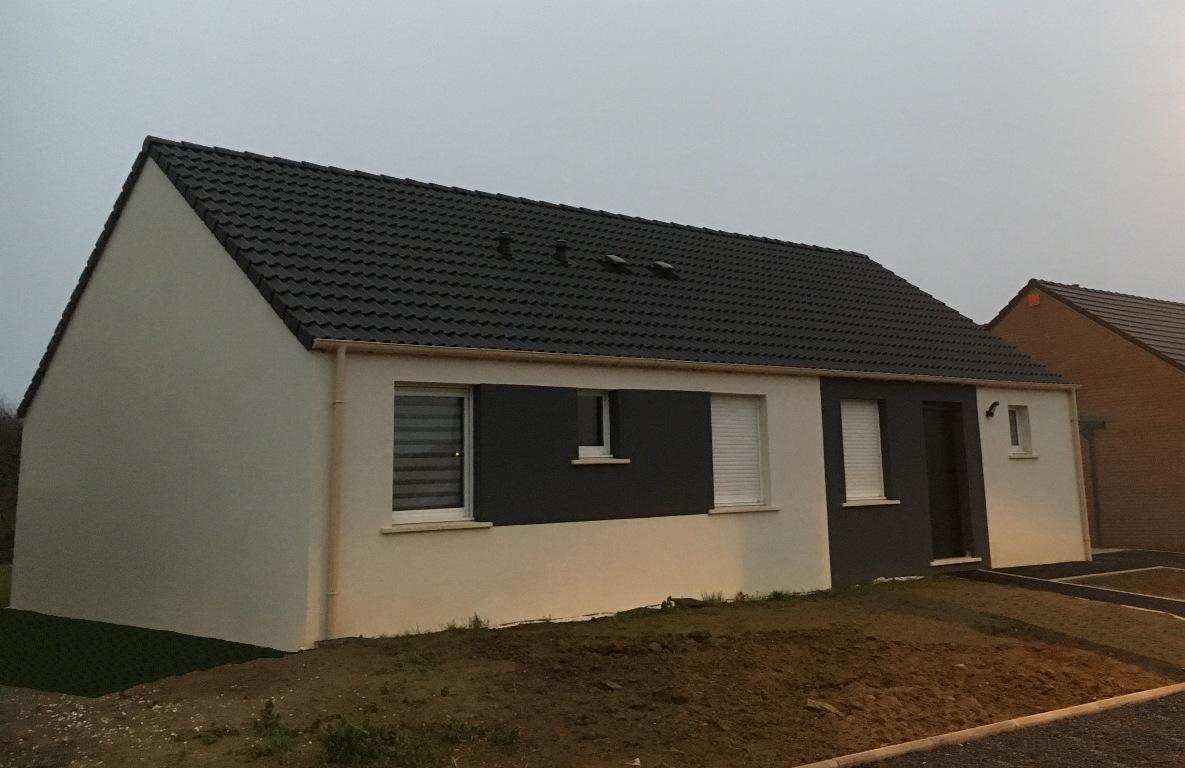 Maison phenix senlis maison neuve m with maison phenix for Porte de garage maison phenix