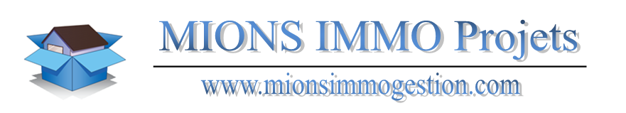 MIONS IMMO Projets LOGO